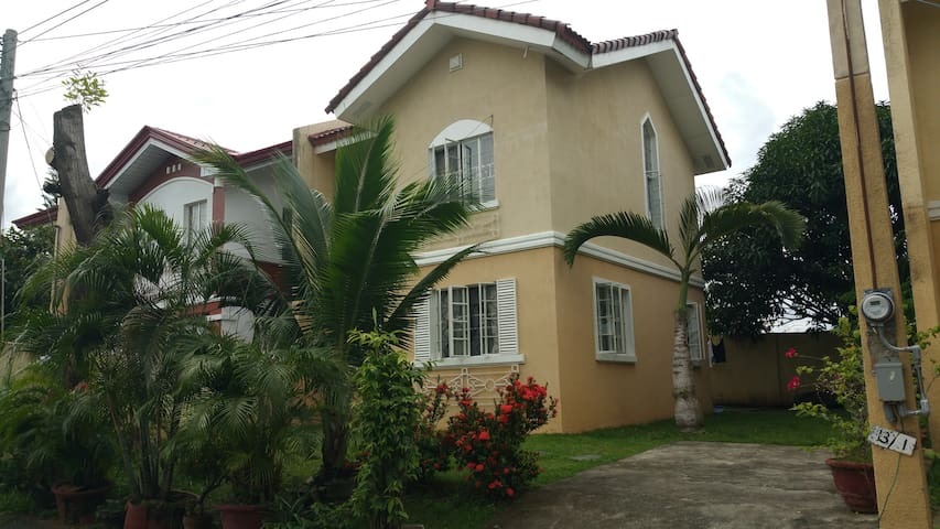 Romantic and cozy house in peaceful surroundings - Cagayan de Oro - Talo