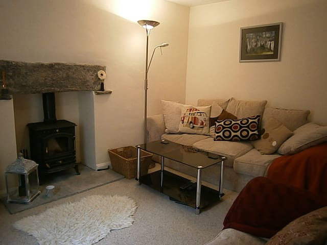 Double room in beautiful Sedbergh, in the Howgills - Sedbergh - Hus