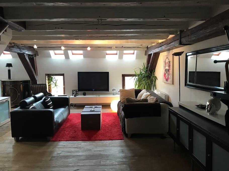 Tr 232 S Beau Duplex En Hypercentre Appartements 224 Louer 224