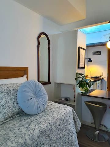 Cálida casita en el corazón del Puerto de Olivos