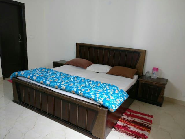 Non AC room,attached bathroom,Saket - New Delhi - Apartment