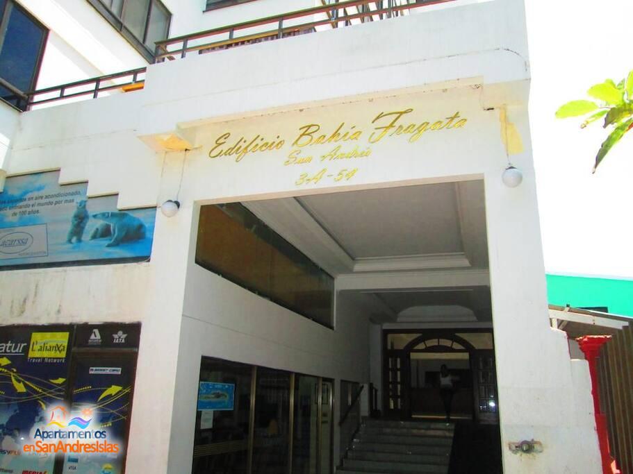 Edificio Bahia Fragata