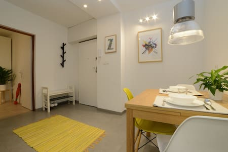 Wellcome to our charming home at great location !