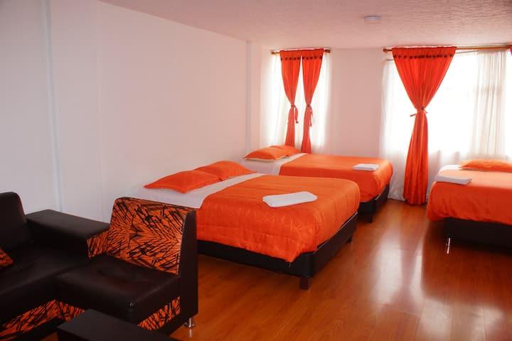 Apartamento central en Ipiales
