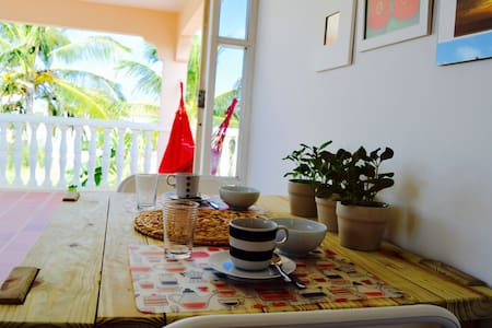Casa Bianca Bonaire - cozy and romantic apartment - Kralendijk - Lägenhet