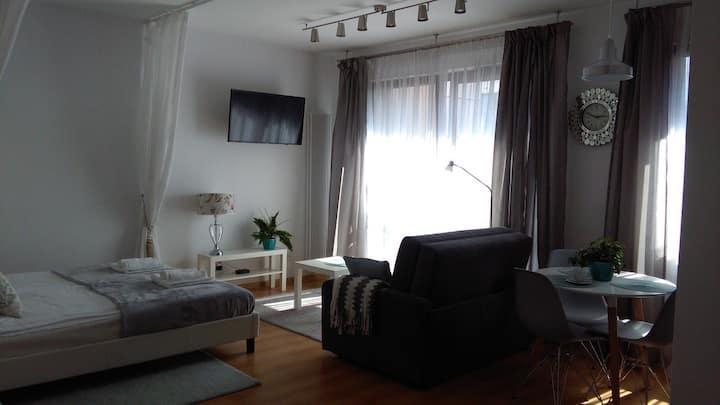 Nowoczesny Apartament  Śródmieście Gdańska, Basen