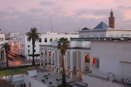 beautiful appartment with terrace - Rabat - Apartment