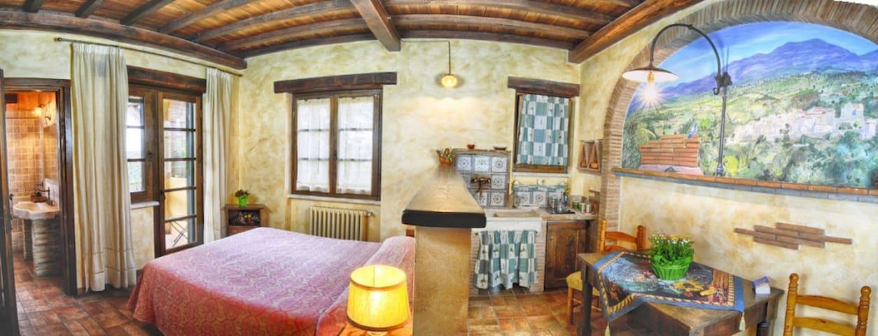 relax nel cuore della Sabina - Vallerosa - Bed & Breakfast