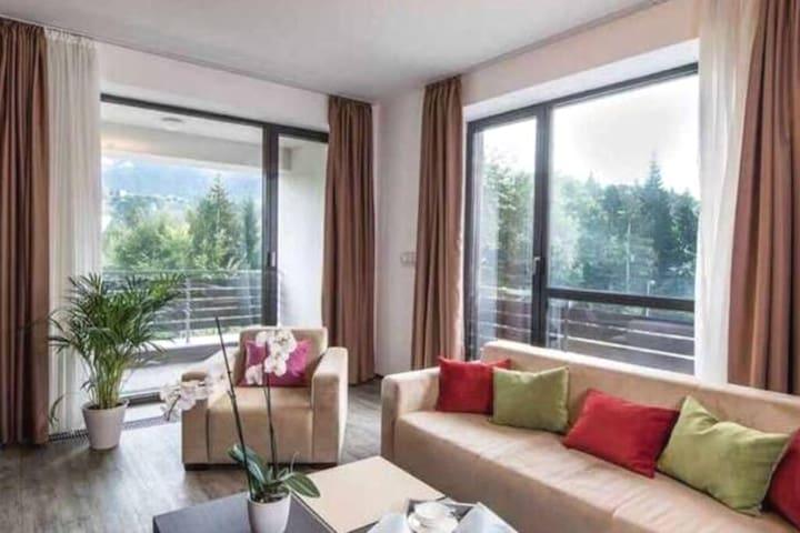 Poiana Brasov Melissa Apartment Silver Mountain
