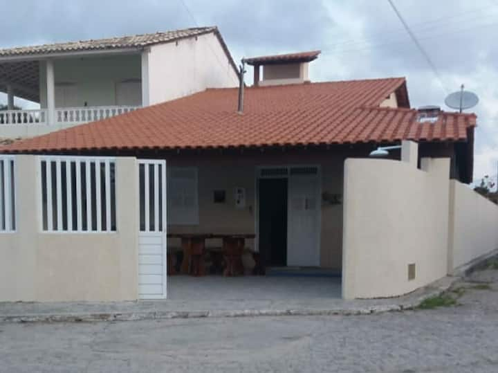 Casa em Terra Caída - Pedreira's House River