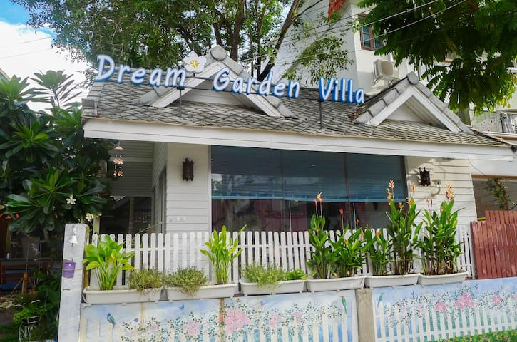 Dream Garden Villa(Log Cabin Double Room-8)