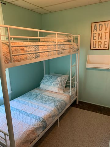 Kids' Bedroom Bunk #1