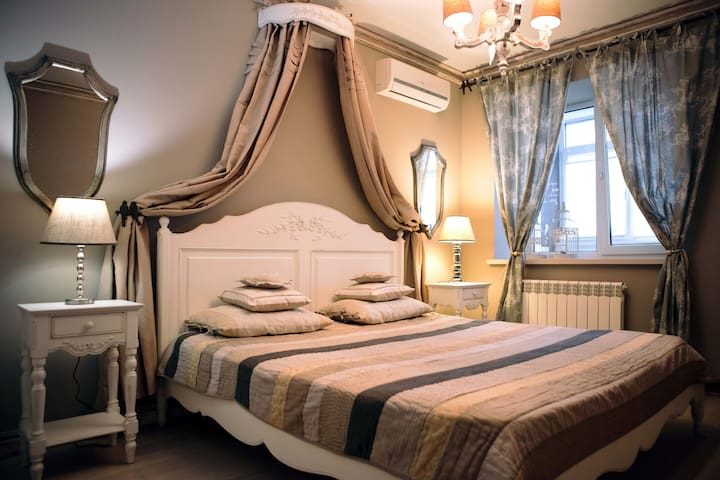 Спальня №1 кровать 1800*2000 мм
