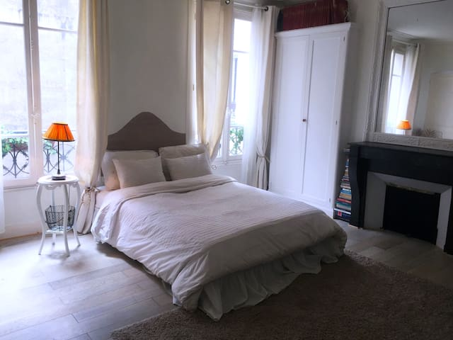 Chic & cozy studio in Pigalle