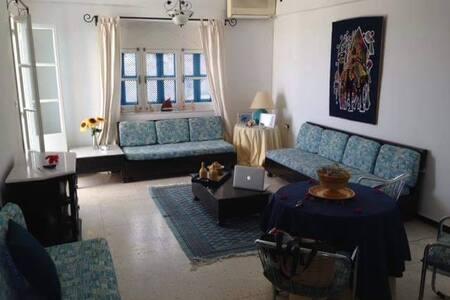 Appartement hammamet Sud, Tunisie - Hammamet Sud - Leilighet