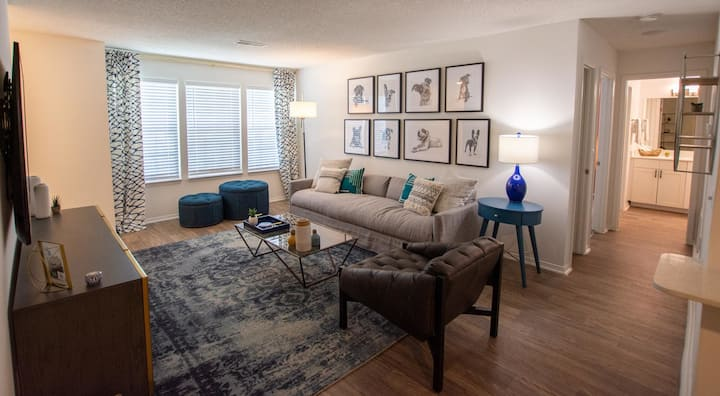 Flexible living at its finest | 1BR in Duluth