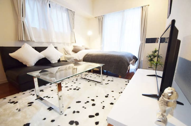 B.B house3~Great access everys where & Free WIFI - Shinjuku - Appartement