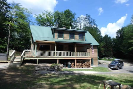 Ski In/Out, ON Mtn! Chalet Sleeps 20 HOT TUB!