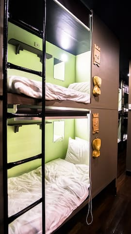 3BU Hostel Comfy Pods 20% OFF!