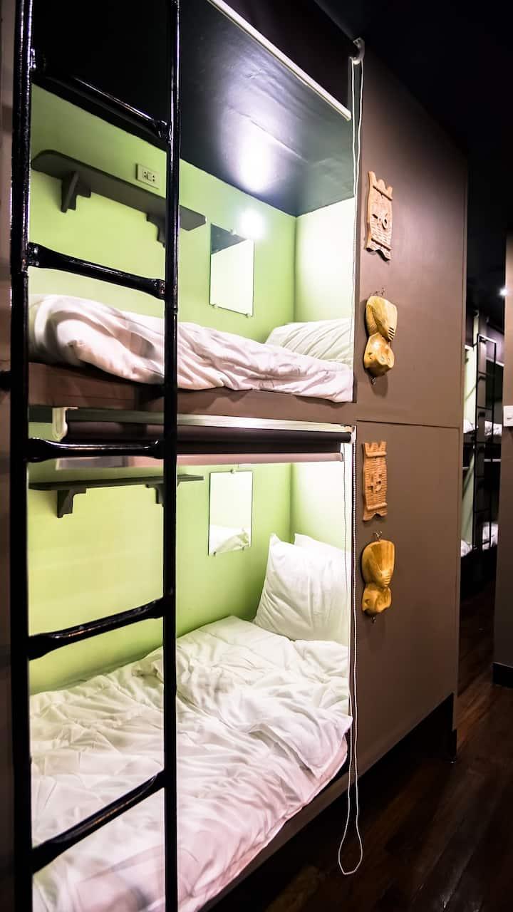 3BU Hostel Comfy Pods
