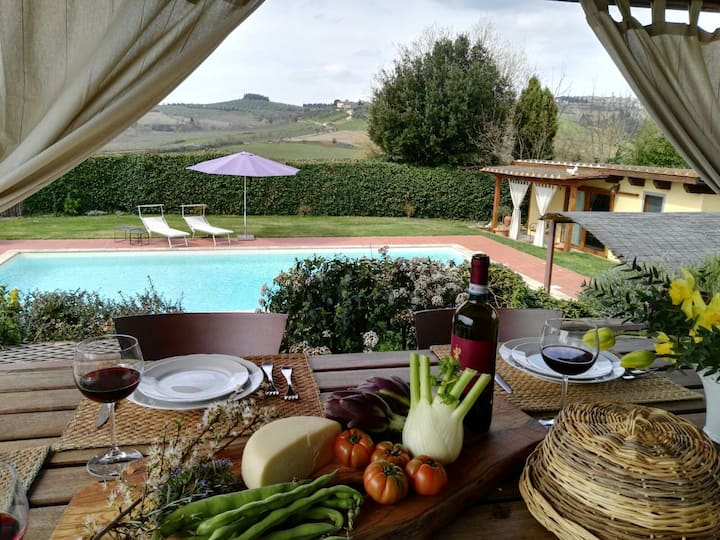 The best stay in Tuscany Spring