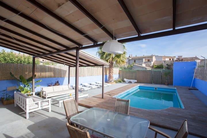 Fantastic spacious and modern Villa - Vilafranca de Bonany - Ev