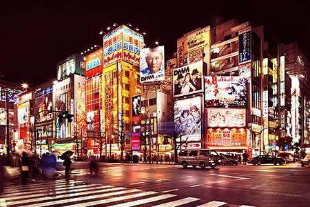 Akihabara(秋葉原)-5min◆Near ASAKUSA浅草、Ueno上野!! 103 - Byt