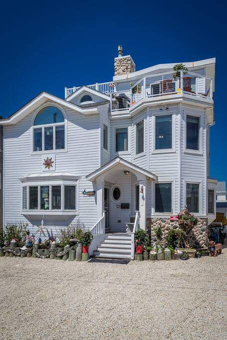 Welcome to Beach House Retreats on LBI, NJ - The Wed and Bed - Milestone Event Planning