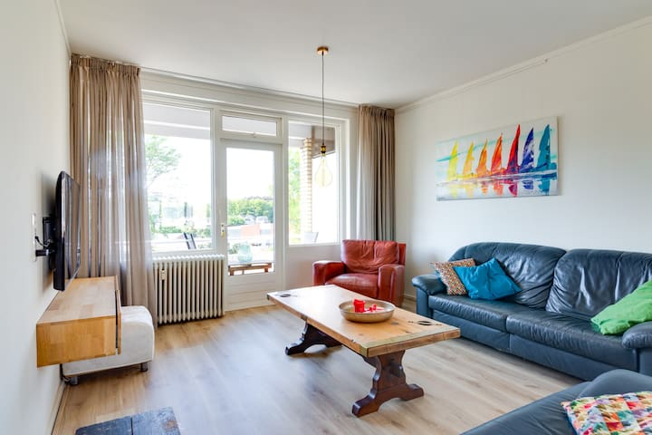 →RENOVATED 2P. APARTMENT NEAR UTRECHT CITY CENTER❤