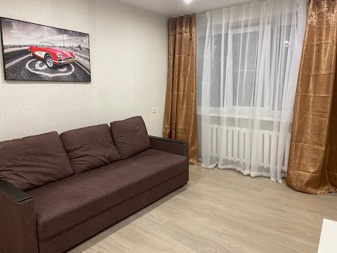 2 х комнатная квартира