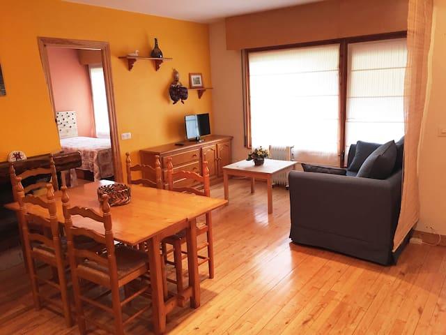 Amplio apartamento en Vielha para 4 personas - Lleida