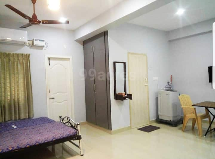 Fully Furnished Studio Apartment @ Chennai ECR