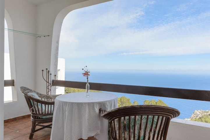 Lovely house with amazing sea views - Sant Miquel de Balansat - Huis