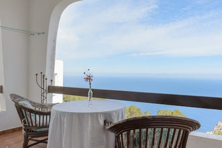 Lovely house with amazing sea views - Sant Miquel de Balansat - Дом