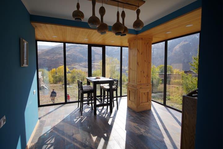 Eco Lodge in Gnishik, Vayots Dzor