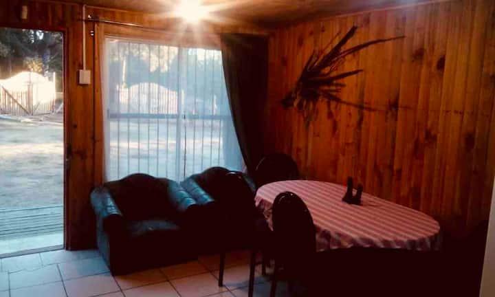 Cabaña de ensueño 2 del bosque.