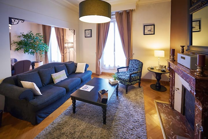 Appartement de caractere - 91m2