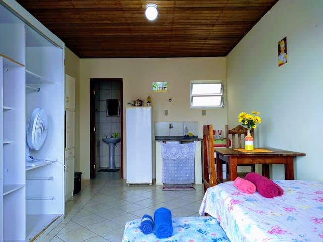Flat privativo em Florianópolis (próximo à UFSC)