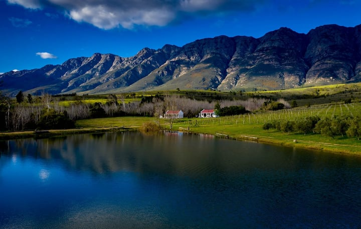 Fraaigelegen Farm Tulbagh SC Cottage - SHIRAZ
