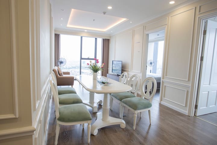 Luxury apartment 3BR -Artemis 5* Hanoi City View