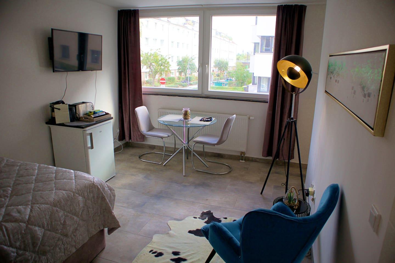 Das schöne Apartment wartet auf Dich! :-)