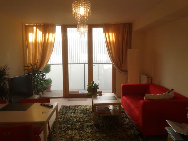 Lovely& Cozy Double Room in Bromley - Bromley - Apartemen