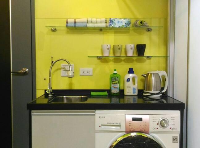 洗槽及日常用品