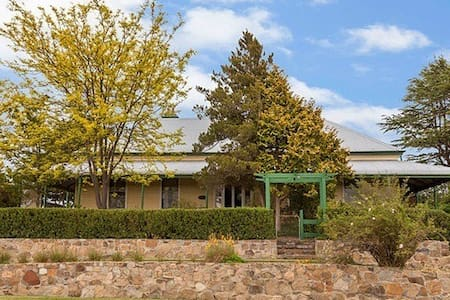 Courtyard Room - Braidwood - Inap sarapan