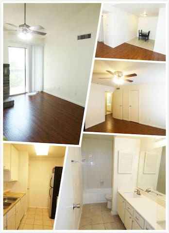2b1b apartment for short rent (now-Oct.19)