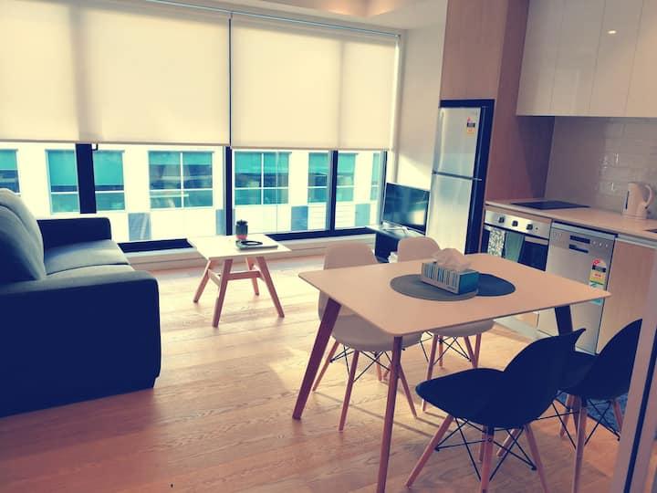 City fringe Mt Eden Apartment 近伊甸山公寓