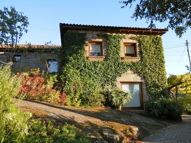 Casa Turismo Rural no Douro - Boassas - Casa de campo
