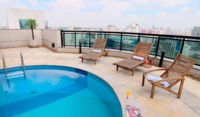 FLAT ON RIBEIRAO - Ribeirão Preto - Appartamento con trattamento alberghiero