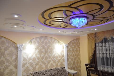 Роскошная квартира VIP уровня !!!