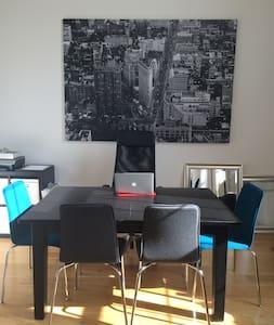 E-Lounge in Historic Paterson - Paterson - Лофт